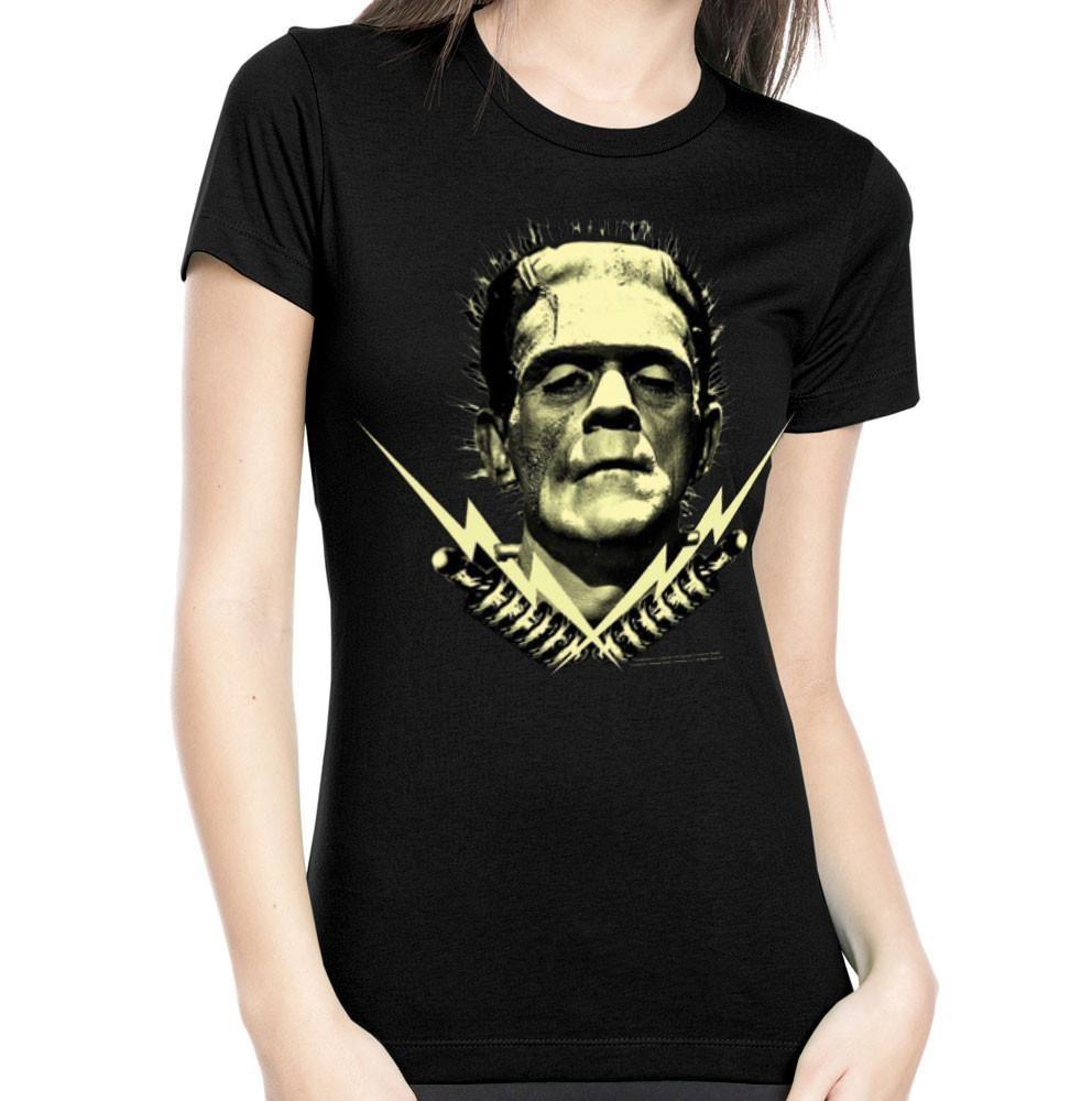 Rock Rebel Frankenstein Bolts Tshirt