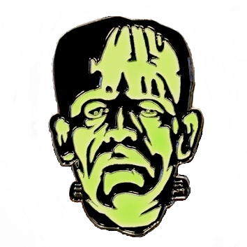 Frankenstein Badge
