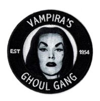 Vampira Ghoul Gng Patch