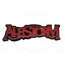 Alestorm Logo XL Patch