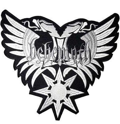 Behemoth Double Headed Eagle XL Patch