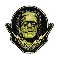 Frankenstein Frank N Bolts Patch