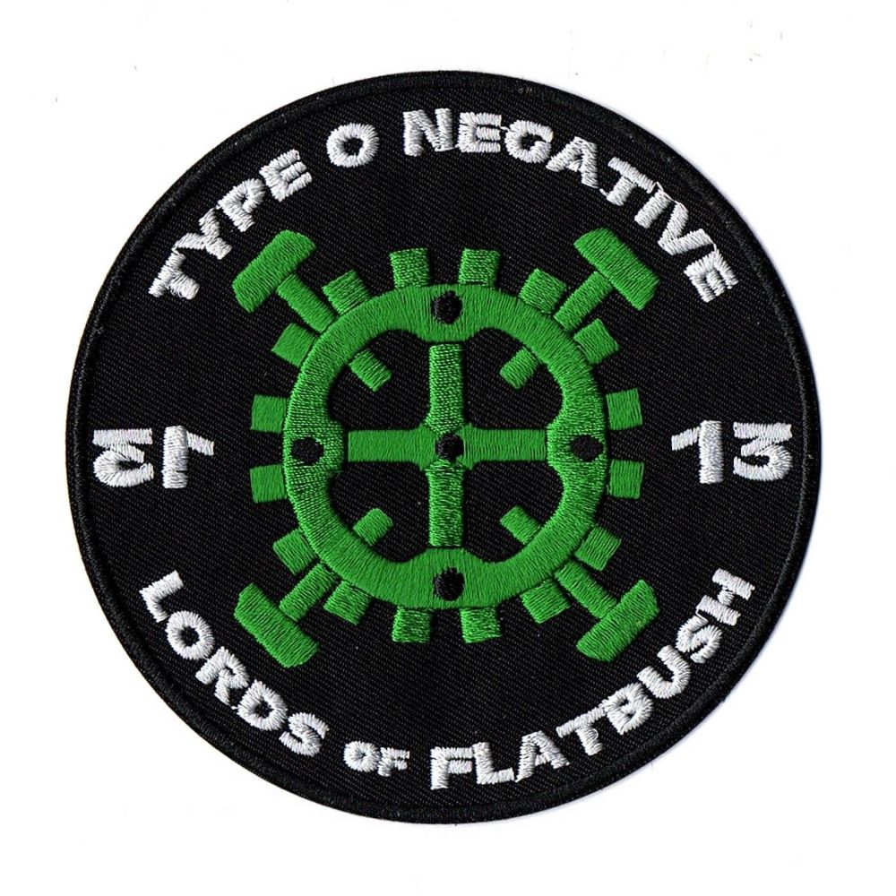 Type O Negative Lords Of Flatbush Patch