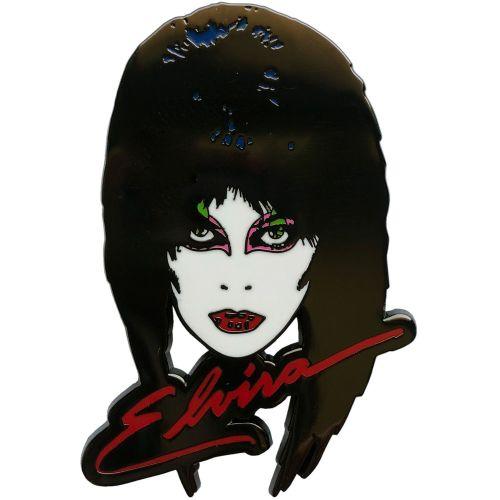 Kreepsville 666 Elvira 80's Badge