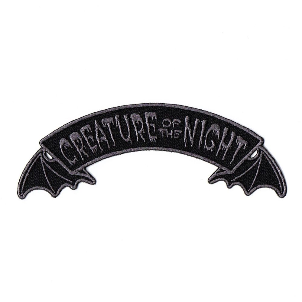 Kreepsville 666 Arch Creature Of The Night Patch