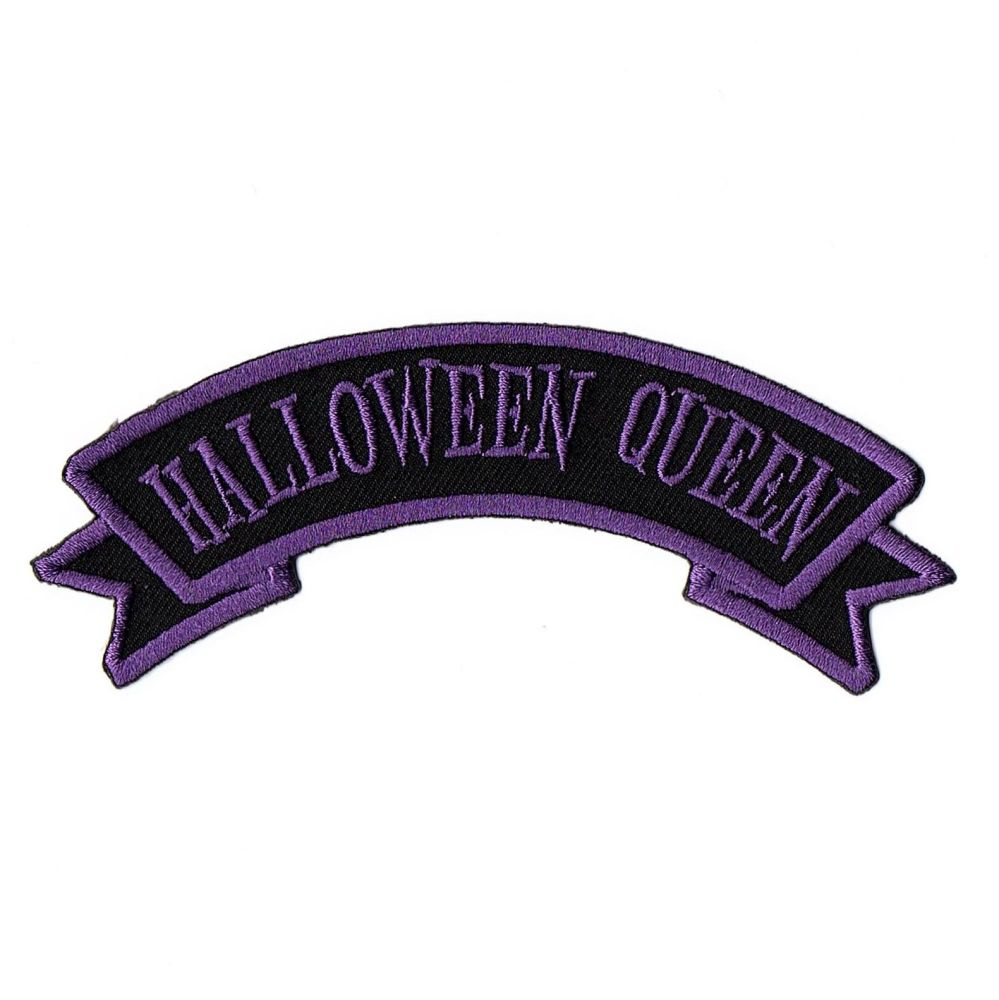 Kreepsville 666 Arch Halloween Queen Patch