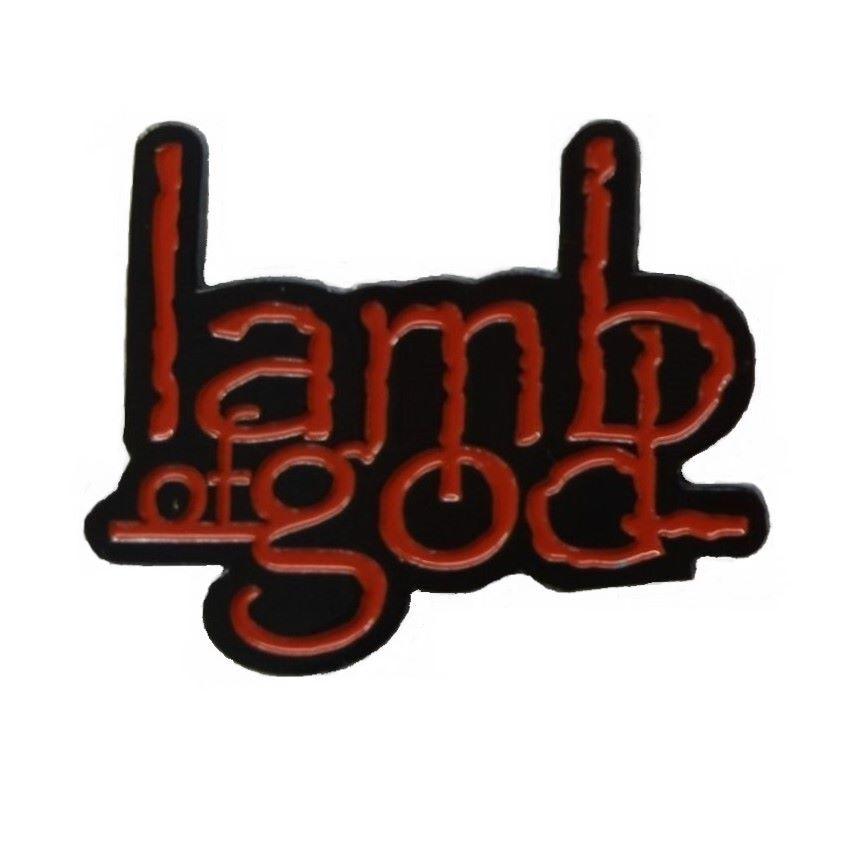 Lamb Of God Red Badge