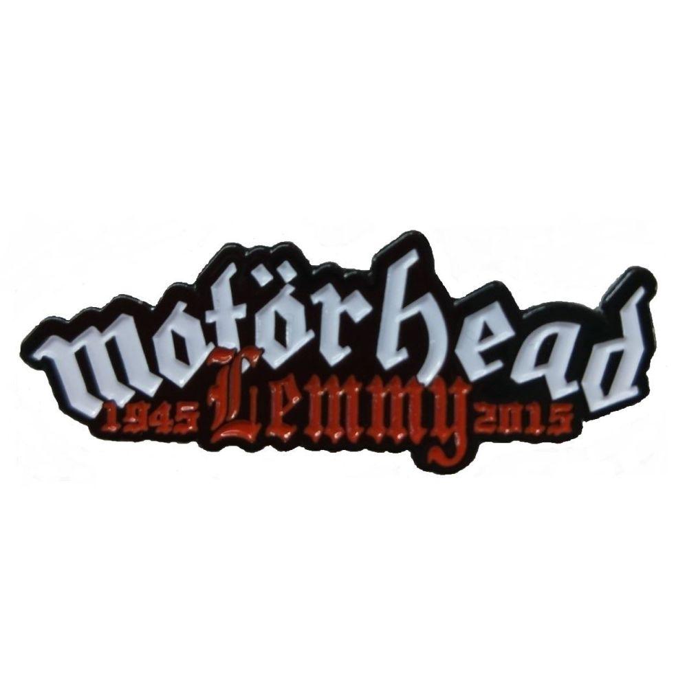 Motorhead Lemmy Badge