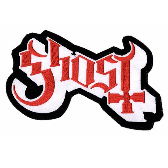Ghost Logo XL Patch