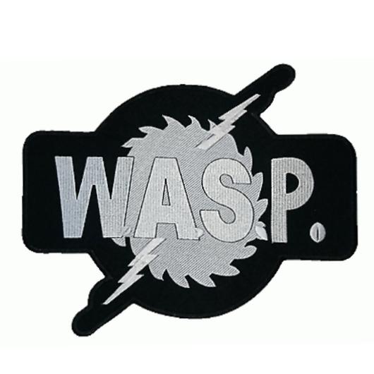 WASP Logo XL Patch