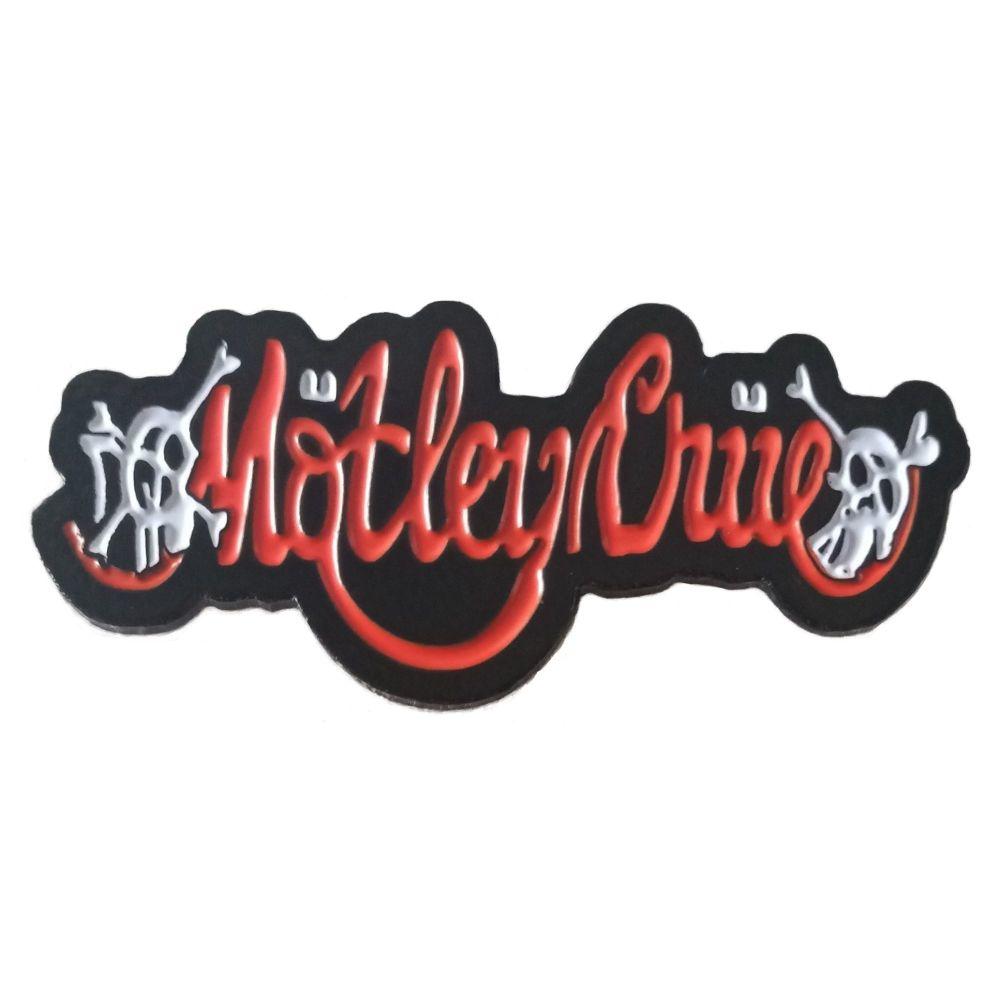 Motley Crue Badge