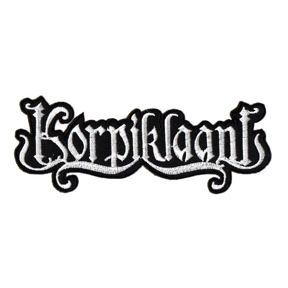 Korpiklaani Logo Patch