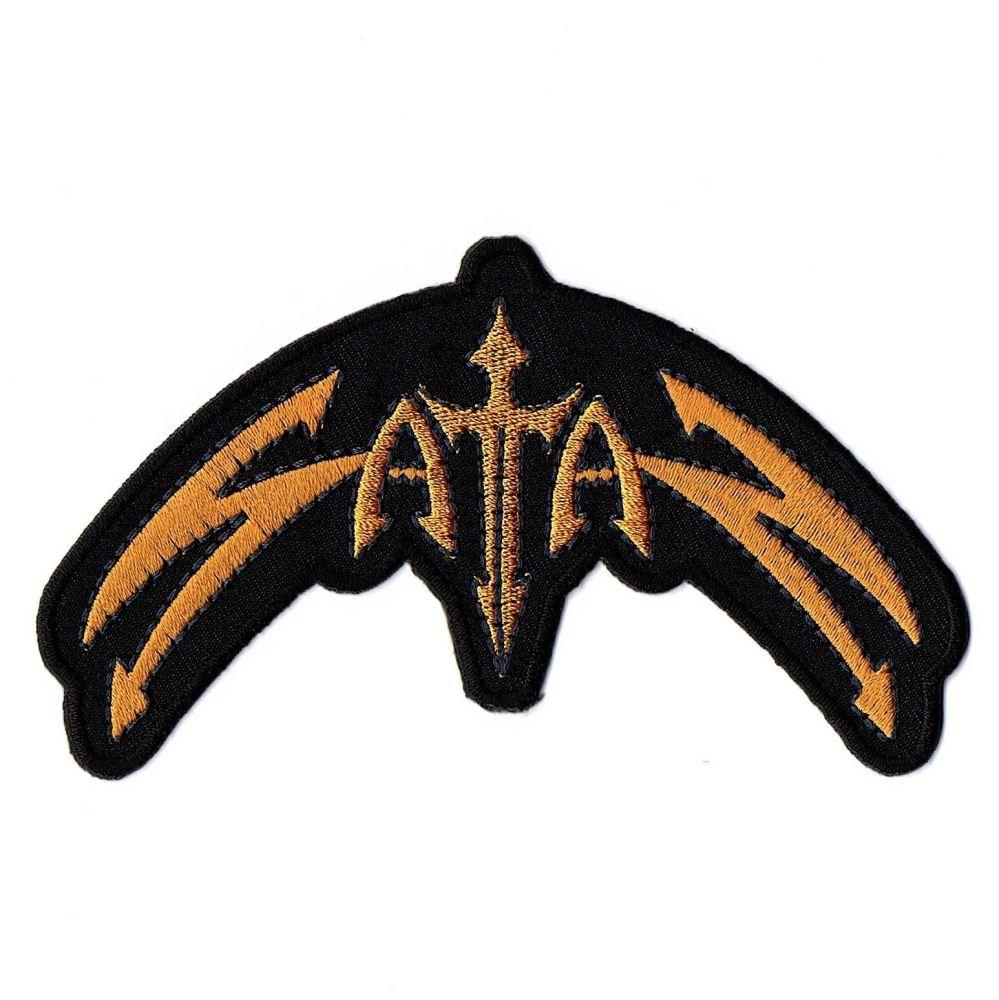 Satan Logo Patch