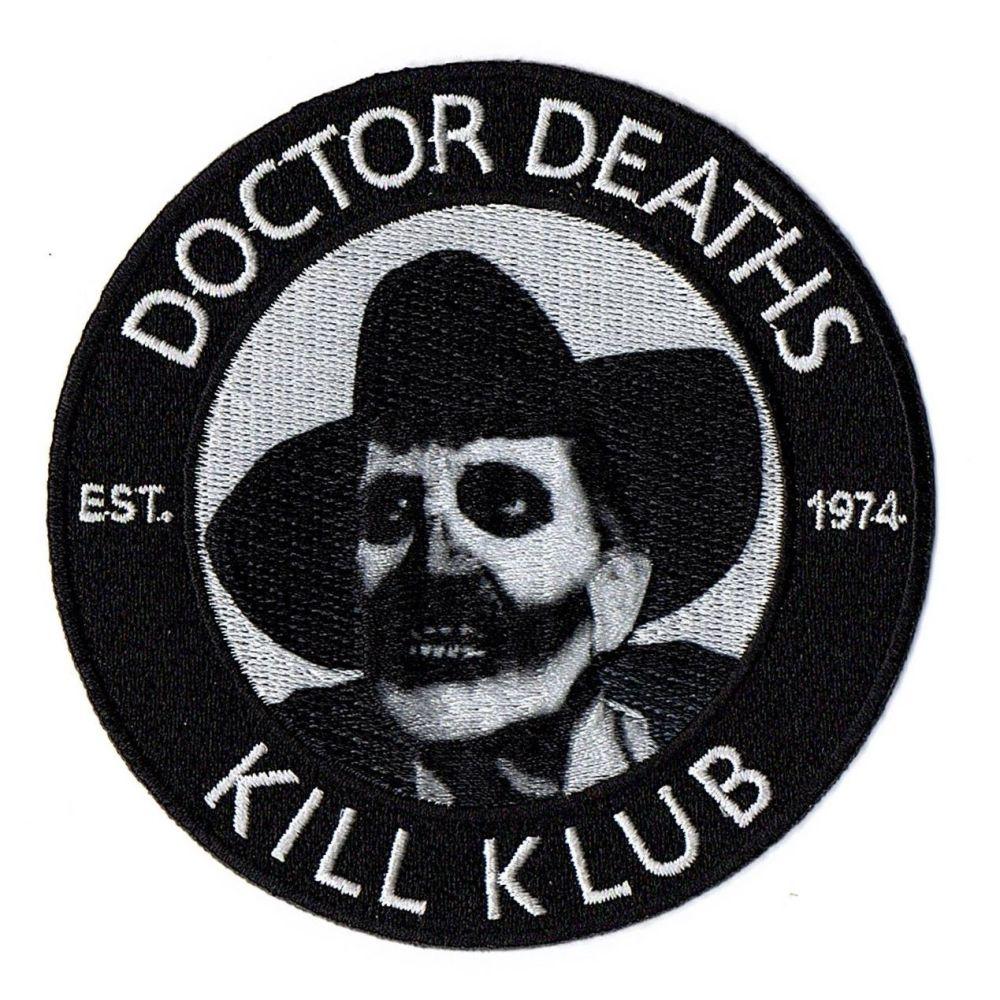 Vincent Price Doctor Death Patch
