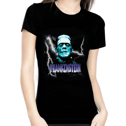 Rock Rebel Frankenstein Tshirt