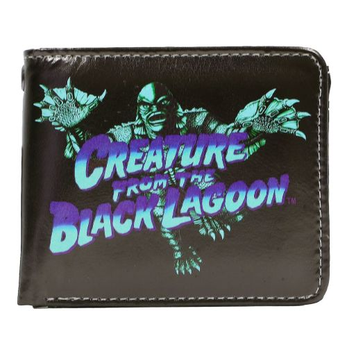 Creature From The Black Lagoon Swimming Wallet