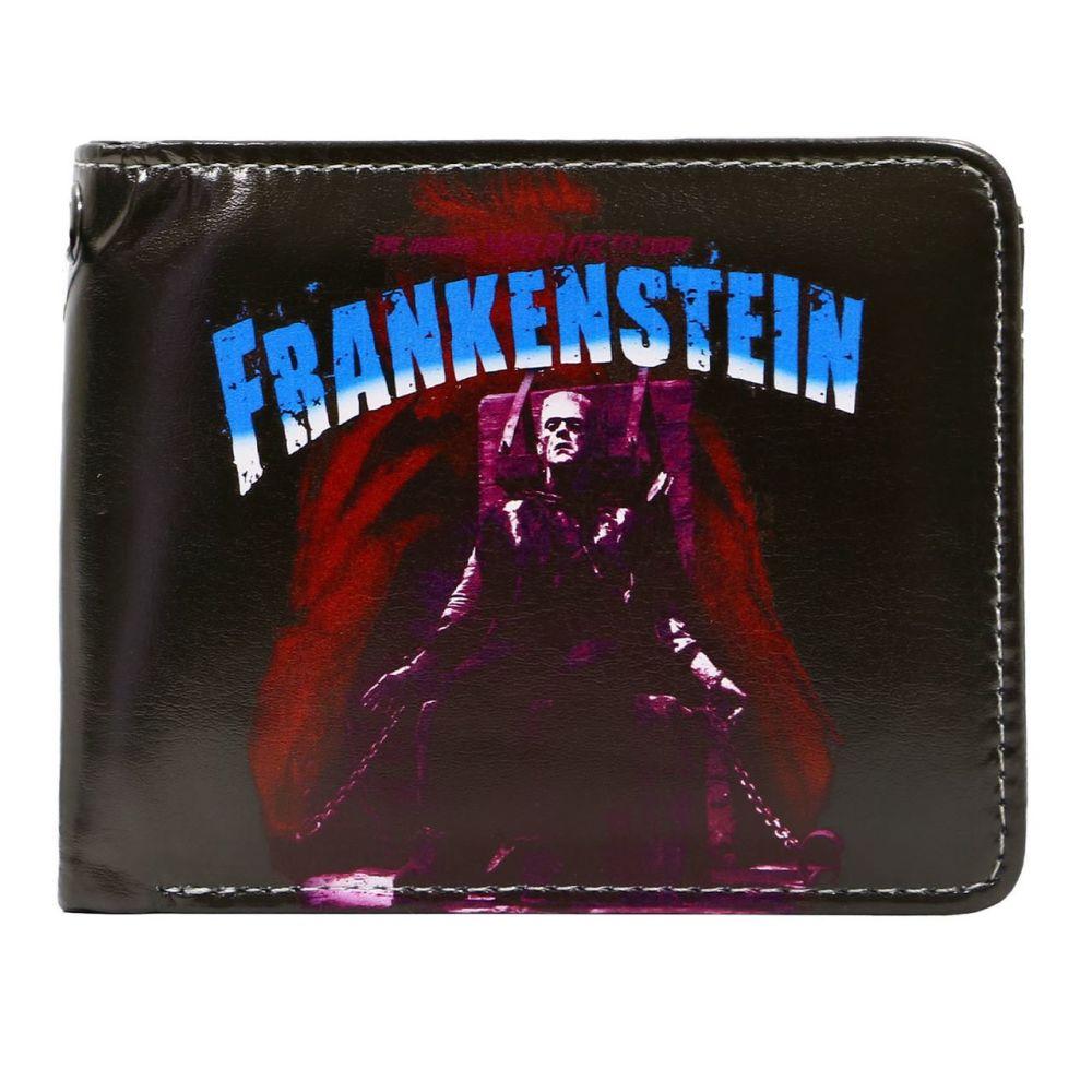 Frankenstein Eletric Chair Wallet
