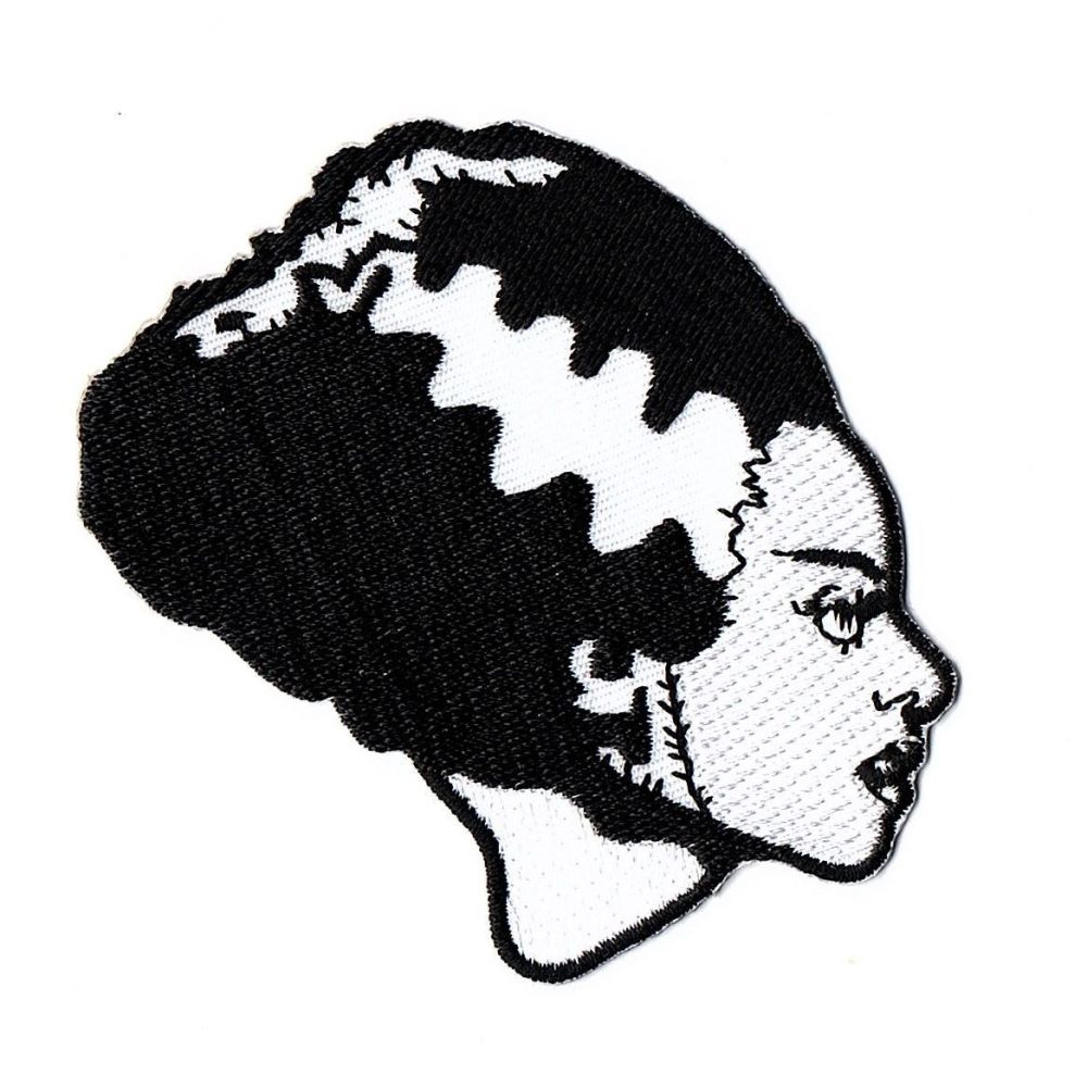 Bride Of Frankenstein White Patch