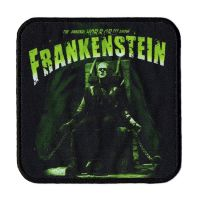 Frankenstein Electric Chair Patch