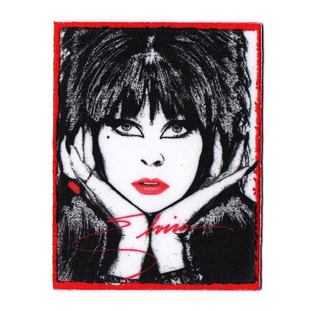 Elvira 80s Signature Patch