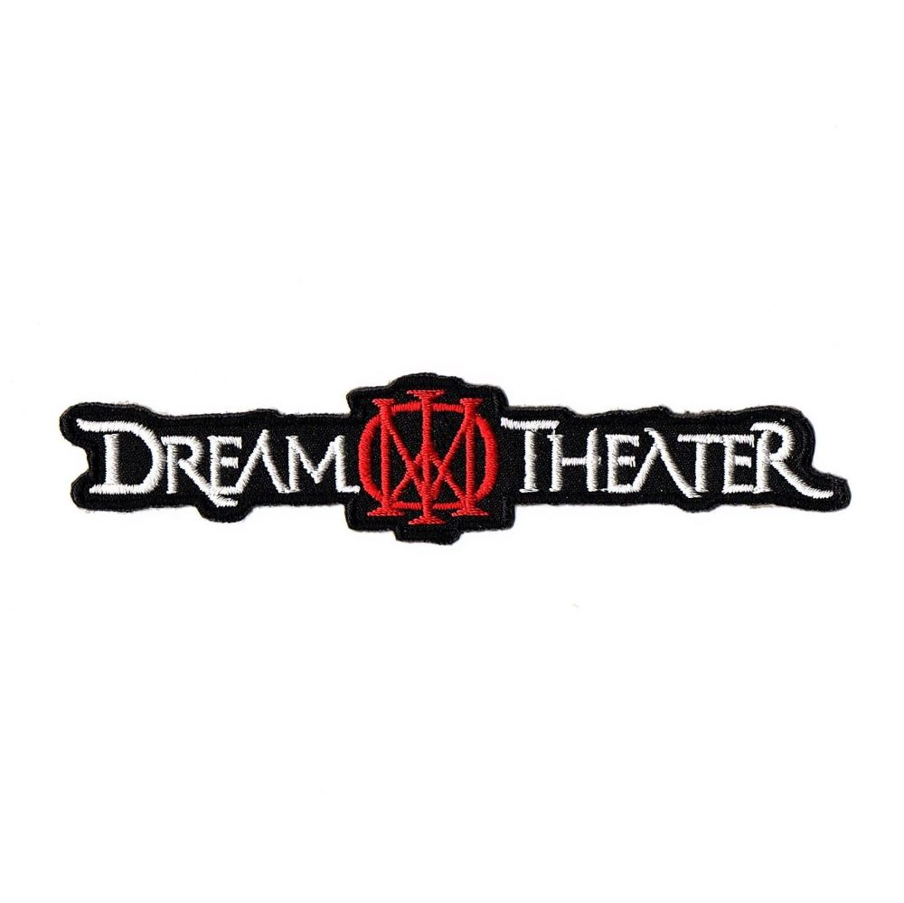 Dream Theater Logo Patch