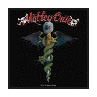 Motley Crue Dr Feelgood Patch
