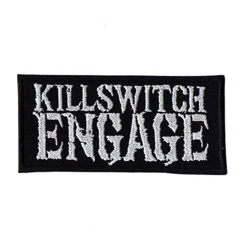 Killswitch Engage Logo Patch