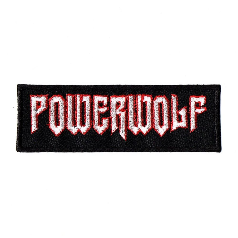 Powerwolf Logo Patch