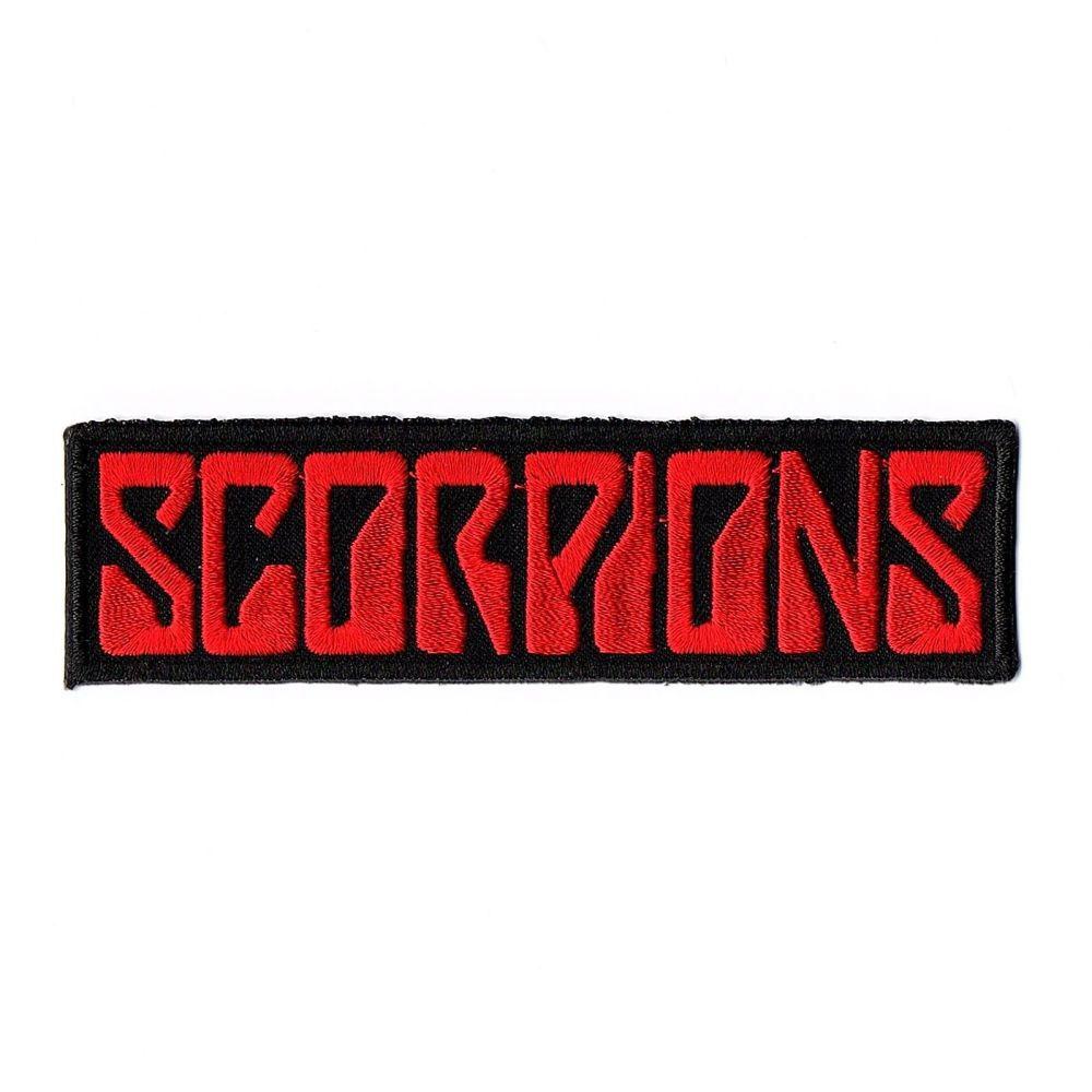 Scorpions Logo Patch