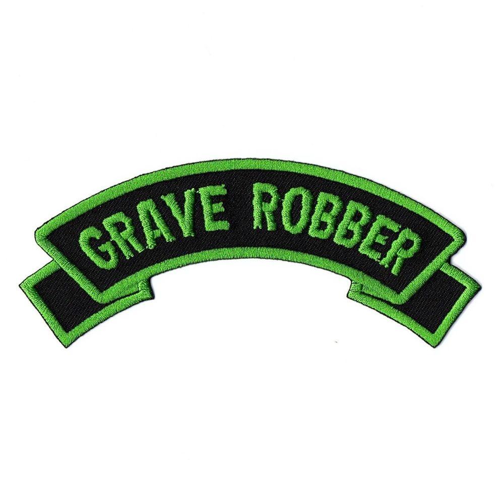Kreepsville 666 Arch Grave Robber Patch