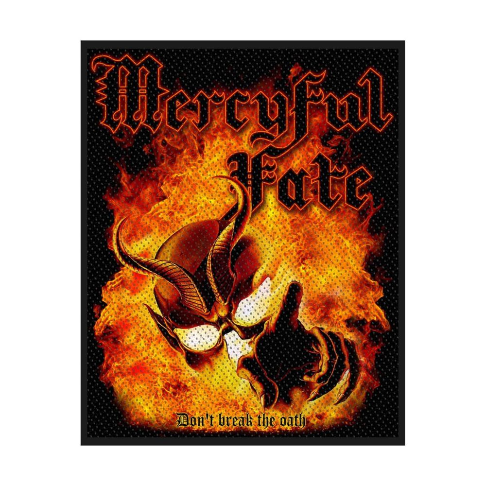 Mercyful Fate Dont Break The Oath Patch