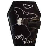 Kreepsville 666 Vincent Price Wallet