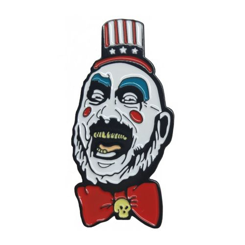 Captain Spaulding Badge