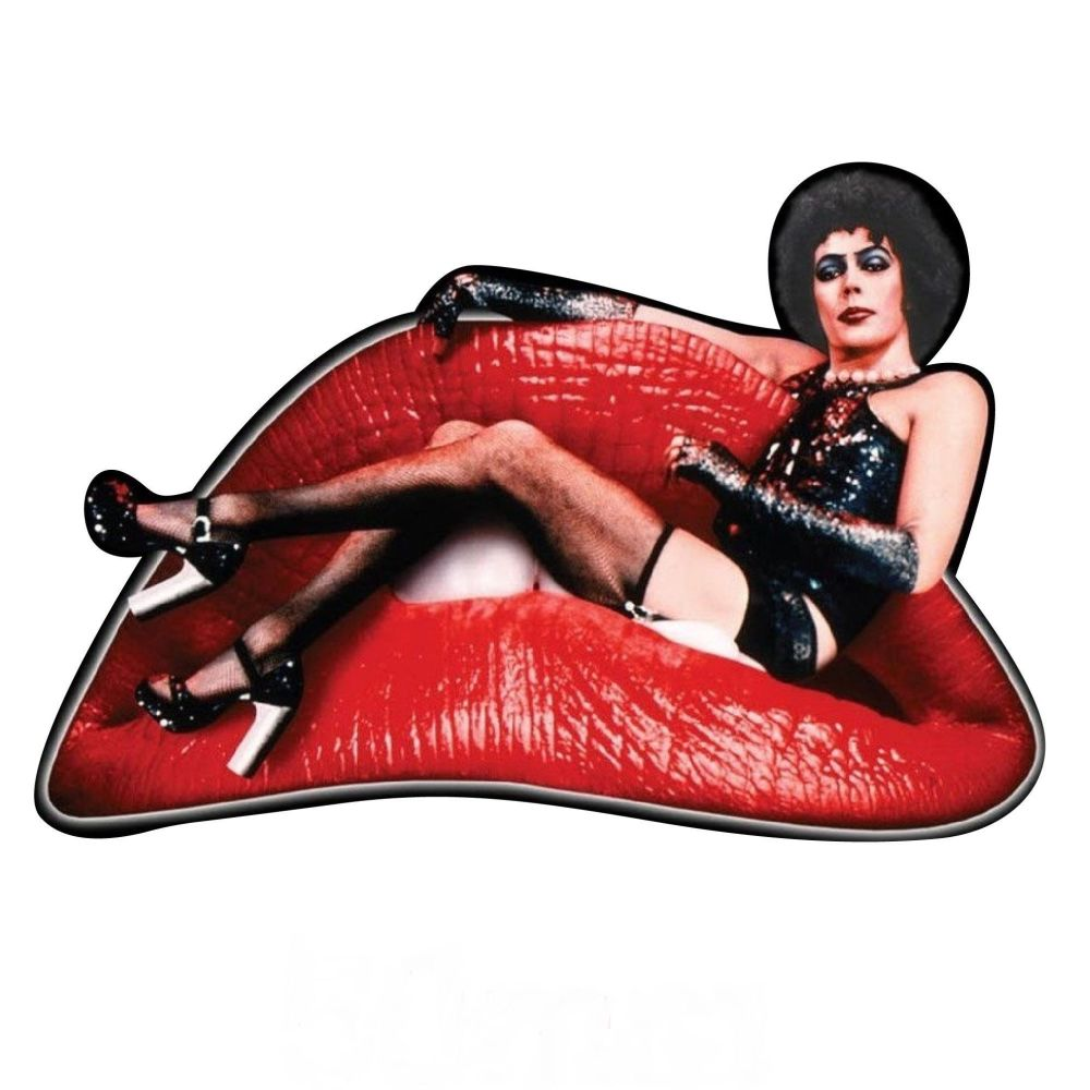 Rocky Horror Picture Show Badge