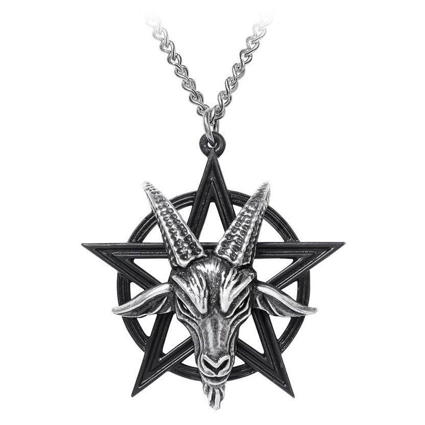 Alchemy Baphomet Necklace