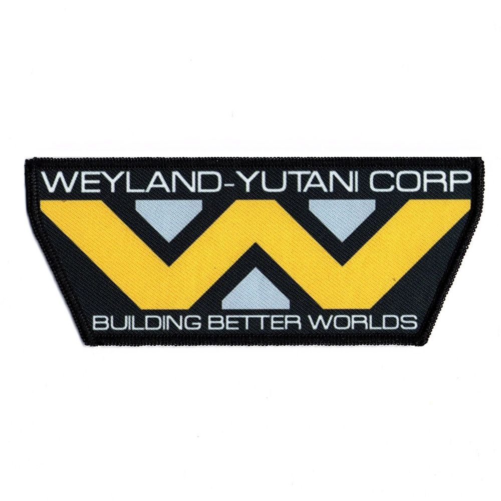 Alien Weyland Yutani Patch