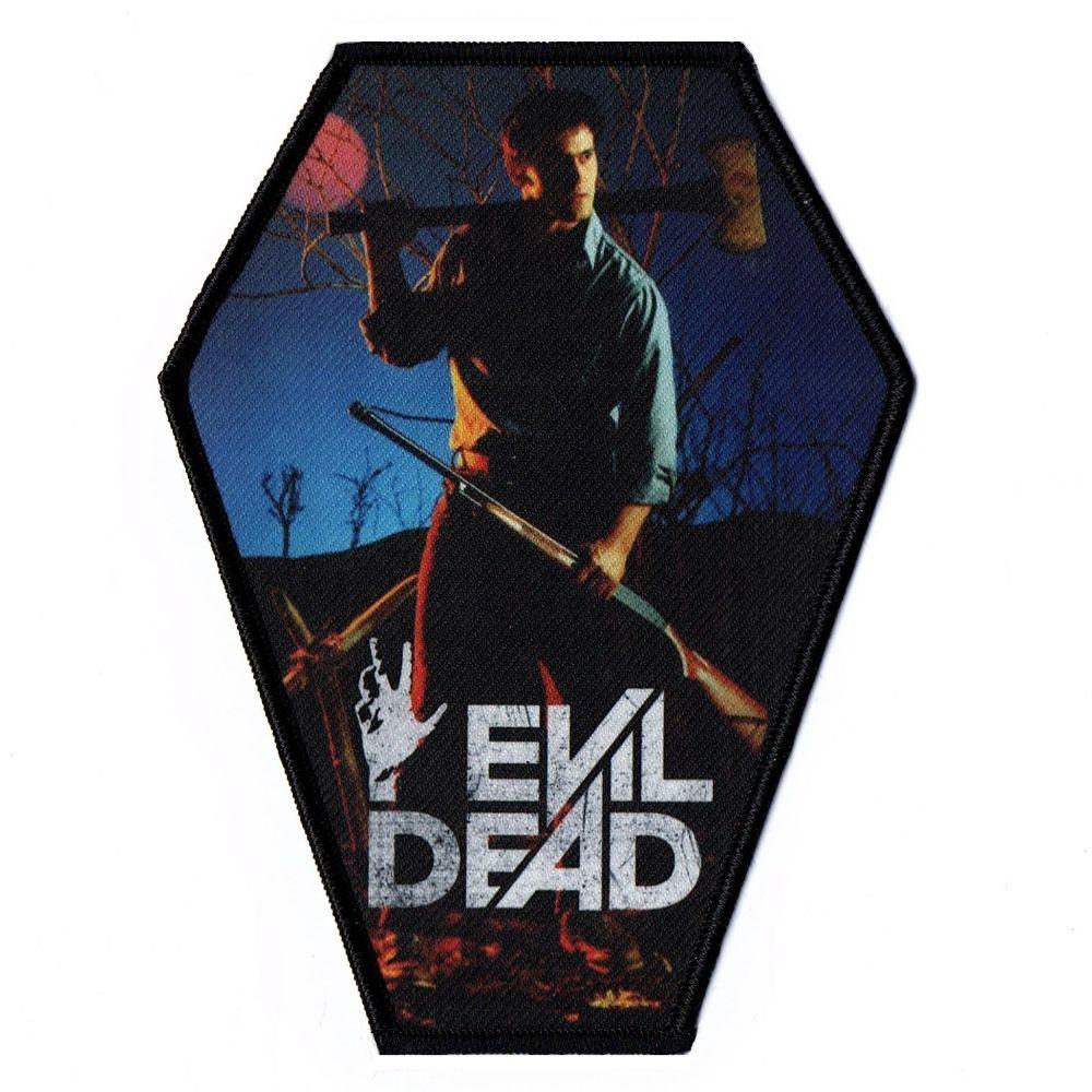 Evil Dead Coffin Patch