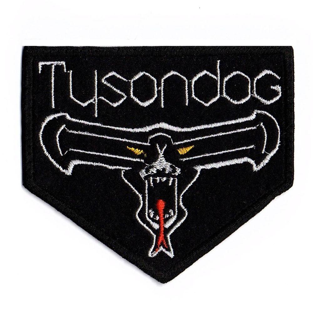 Tysondog Logo Patch