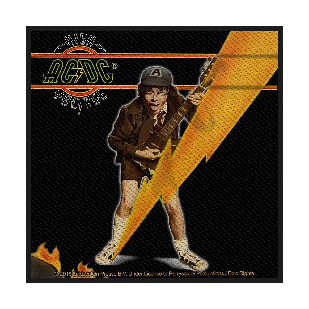 AC/DC High Voltage Album Patch