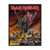 Iron Maiden Maiden England Patch