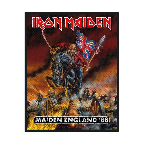 Iron Maiden Maiden England Patch