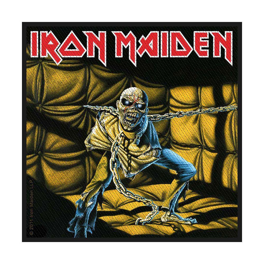 Iron Maiden Piece Of Mind Patch