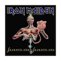 Iron Maiden Seventh Son Patch