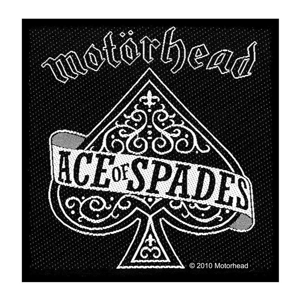 Motorhead Ace Of Spades Patch
