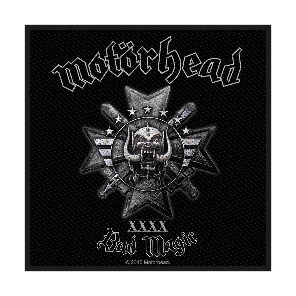 Motorhead Bad Magic Patch
