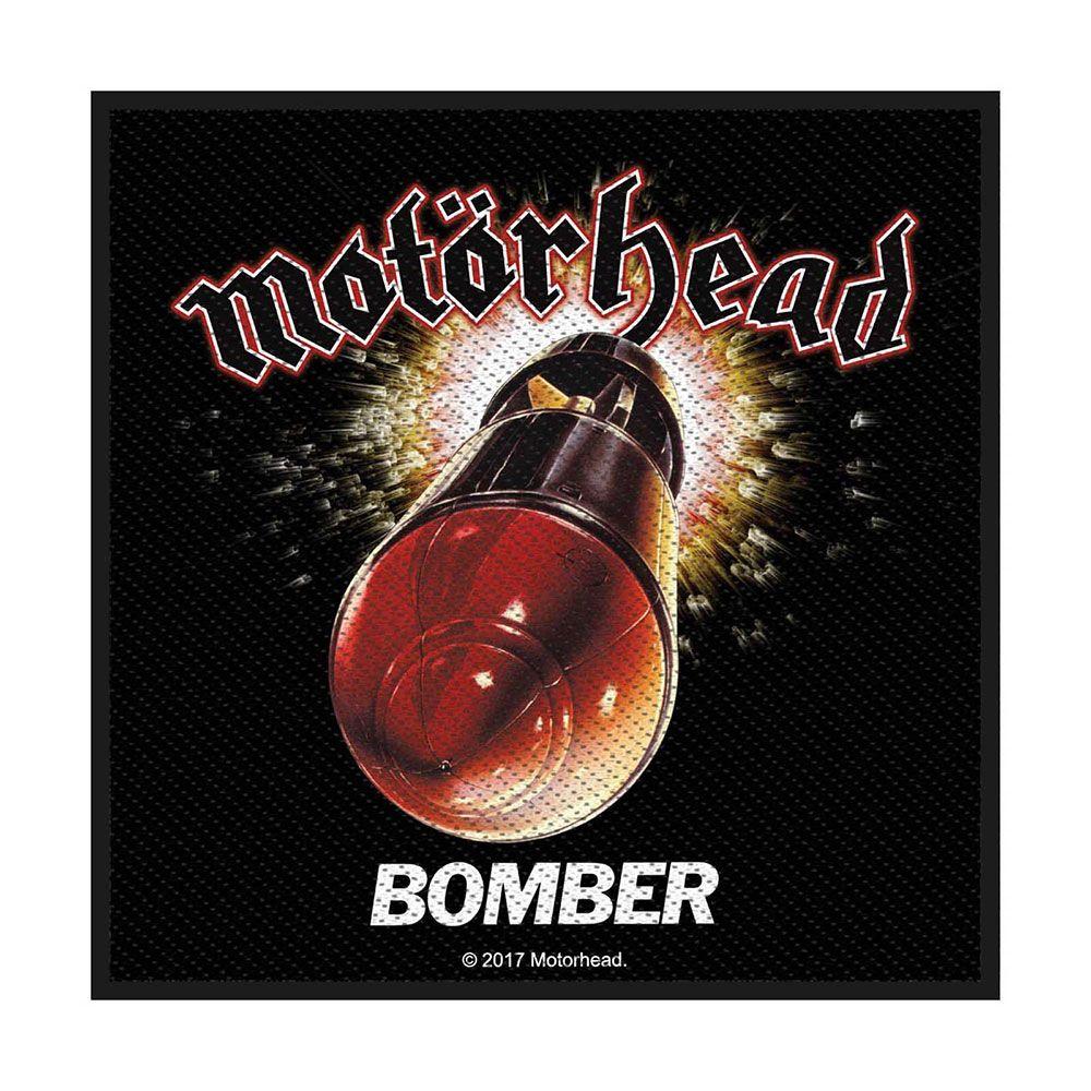 Motorhead Bomber Patch