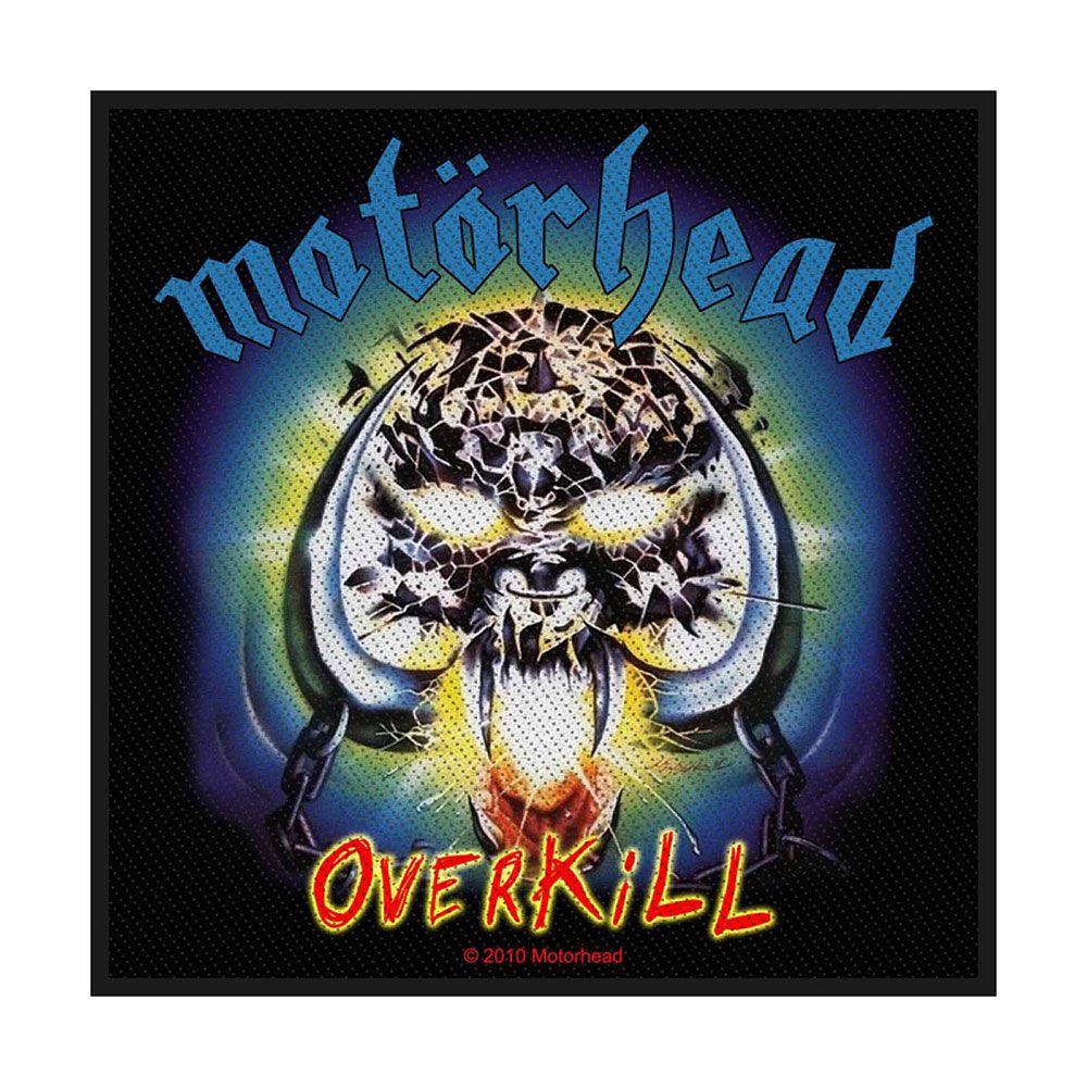 Motorhead Overkill Patch