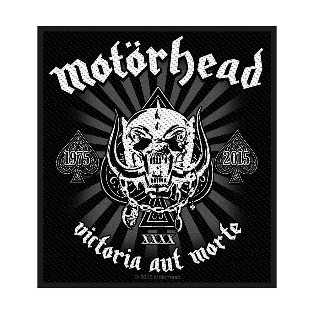 Motorhead Victoria Aut Morte Patch