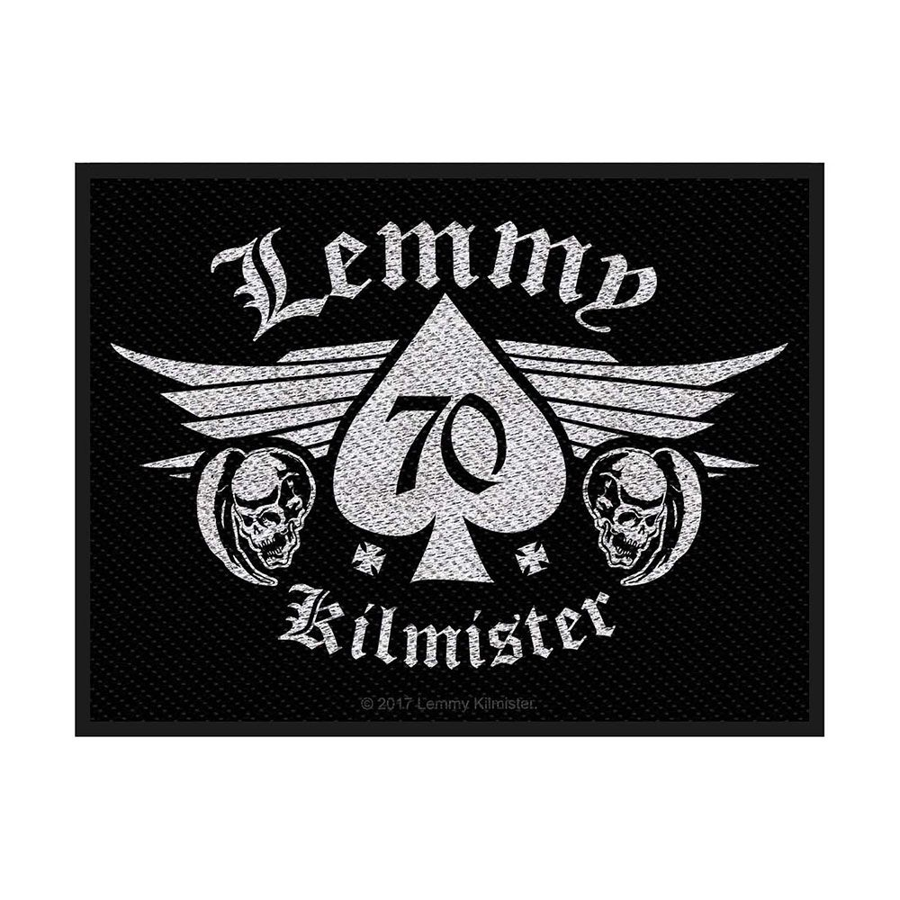Motorhead Lemmy 70 Patch