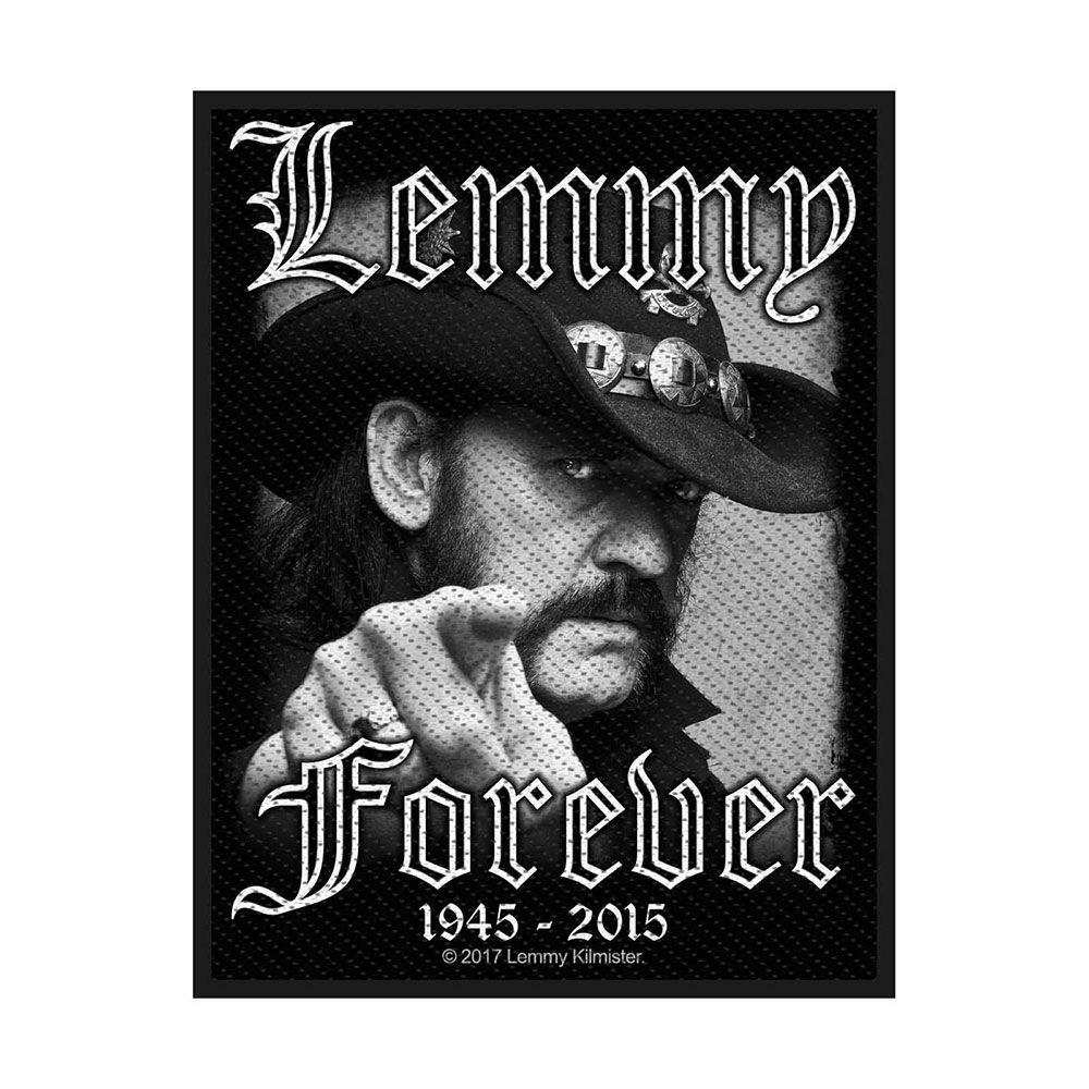 Motorhead Lemmy Forever Patch